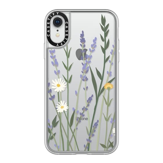 iPhone XR Cases - LANA LAVENDER MIX