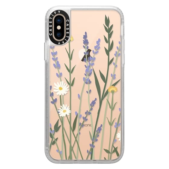 iPhone XS Cases - LANA LAVENDER MIX