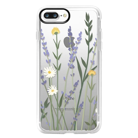 iPhone 7 Plus Cases - LANA LAVENDER MIX