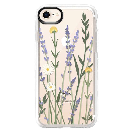 iPhone 8 Cases - LANA LAVENDER MIX