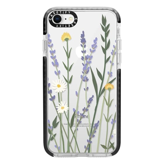 iPhone 8 Cases - LANA LAVENDER MIX