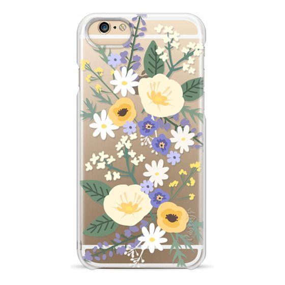 iPhone 6 Cases - VERONICA VIOLET FLORAL MIX