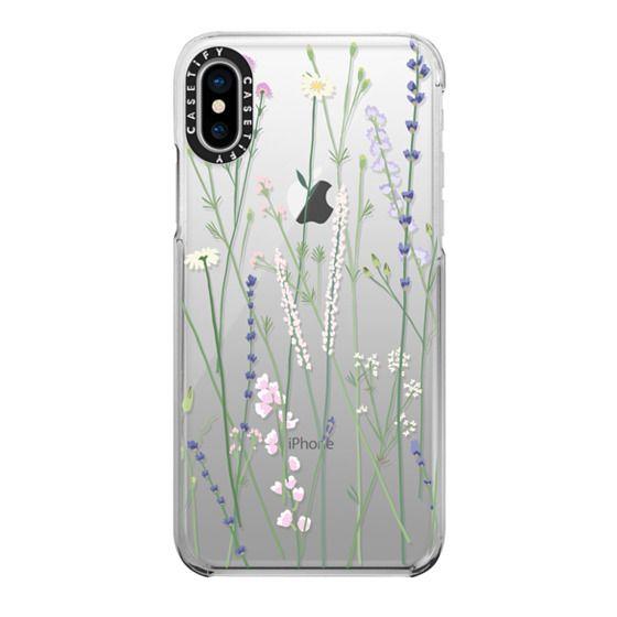 iPhone X Cases - Gigi Garden Florals