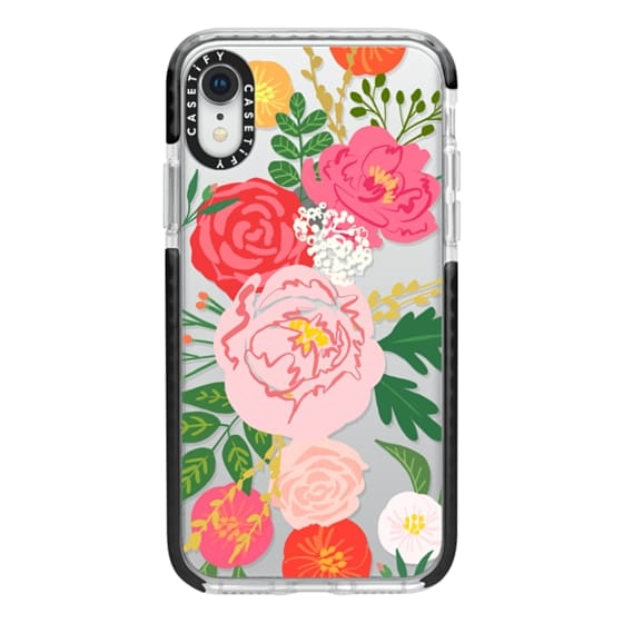iPhone XR Cases - ADELINE FLORALS