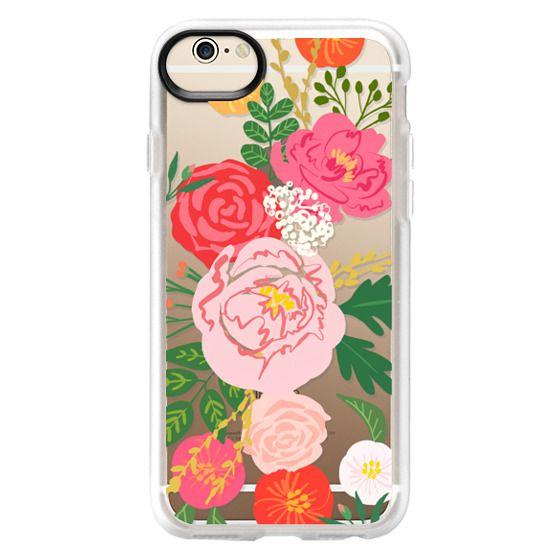 iPhone 6 Cases - ADELINE FLORALS