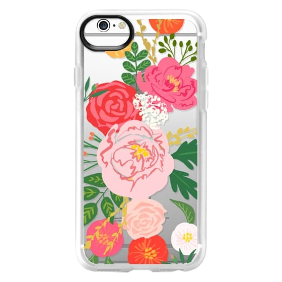 iPhone 6s Cases - ADELINE FLORALS