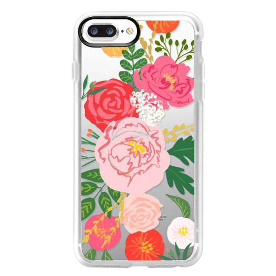 iPhone 7 Plus Cases - ADELINE FLORALS