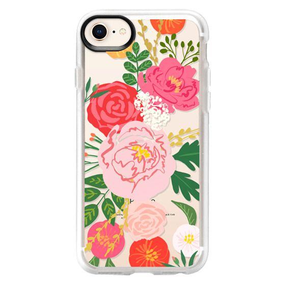 iPhone 8 Cases - ADELINE FLORALS