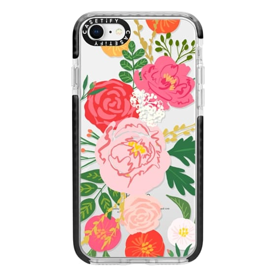 iPhone 8 Cases - ADELINE FLORALS