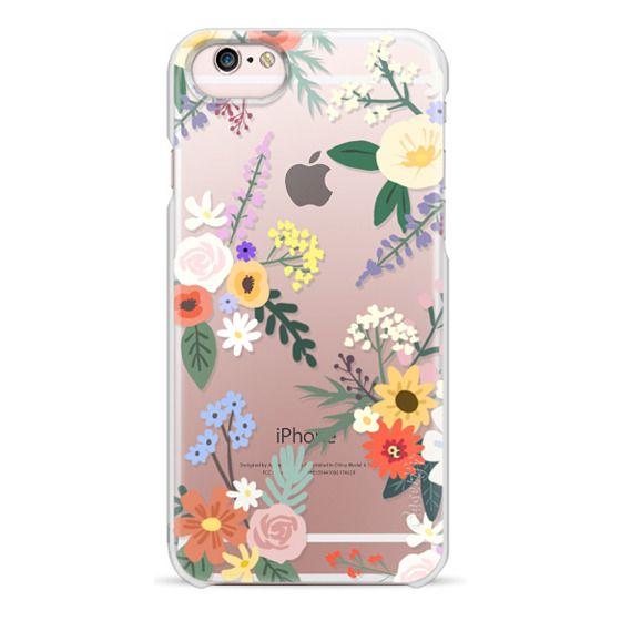 iPhone 6s Cases - ALLIE ALPINE FLORALS