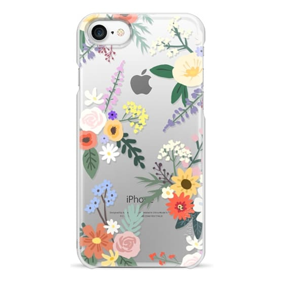 iPhone 7 Cases - ALLIE ALPINE FLORALS
