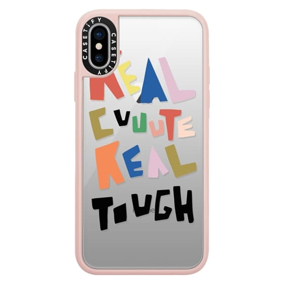 iPhone X Cases - REAL CUTE REAL TOUGH