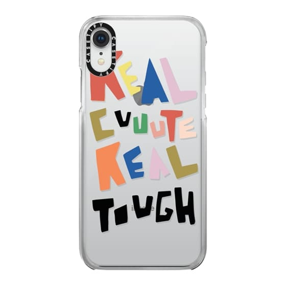 iPhone XR Cases - REAL CUTE REAL TOUGH