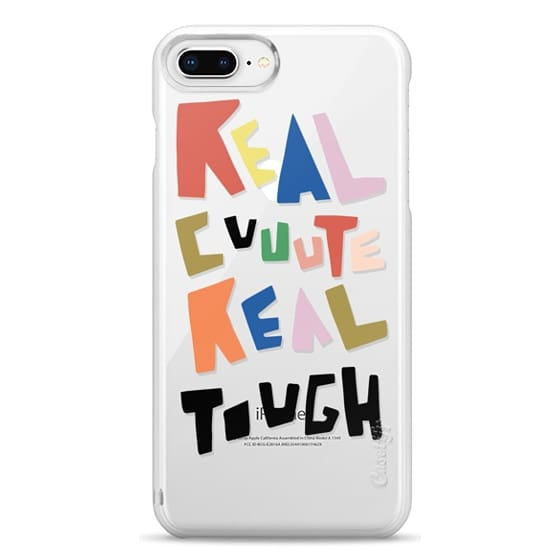 iPhone 8 Plus Cases - REAL CUTE REAL TOUGH