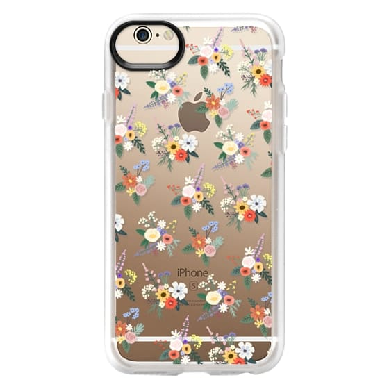 iPhone 6 Cases - ALLIE ALPINE FLORALS - DITSY