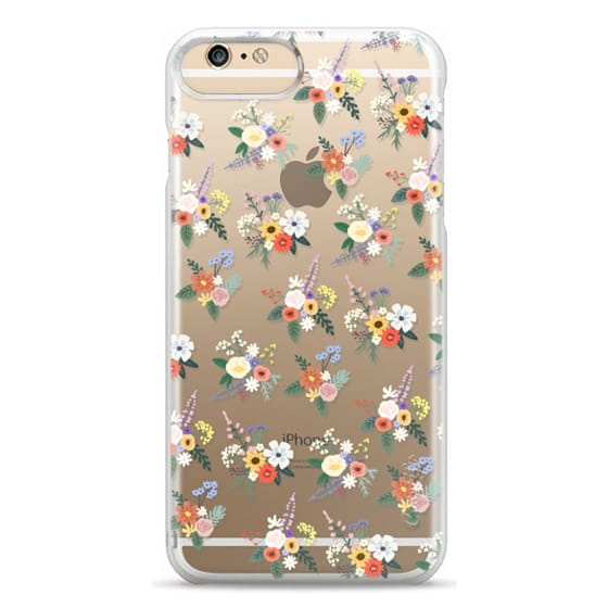 iPhone 6s Plus Cases - ALLIE ALPINE FLORALS - DITSY