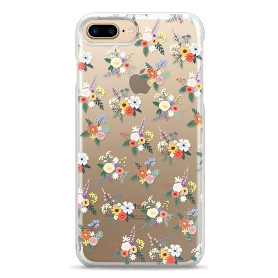iPhone 7 Plus Cases - ALLIE ALPINE FLORALS - DITSY