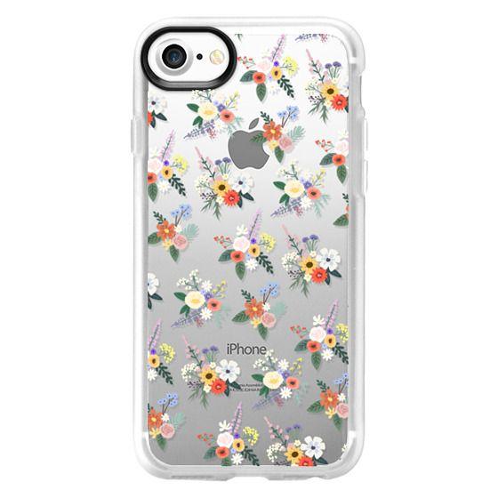 iPhone 7 Cases - ALLIE ALPINE FLORALS - DITSY