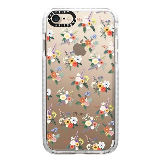iPhone 7 Cases - ALLIE ALPINE FLORALS - DITSY