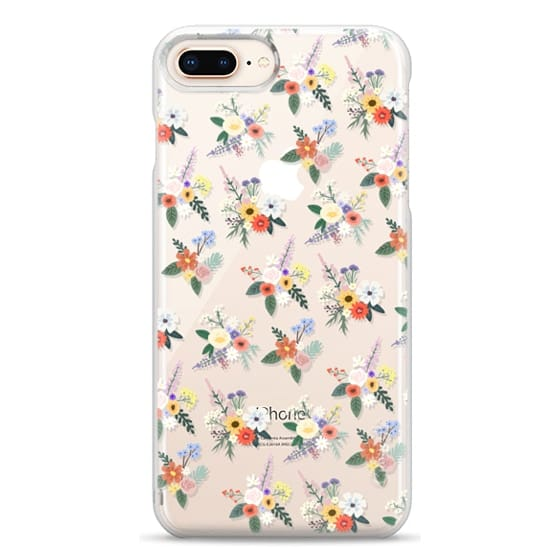 iPhone 8 Plus Cases - ALLIE ALPINE FLORALS - DITSY