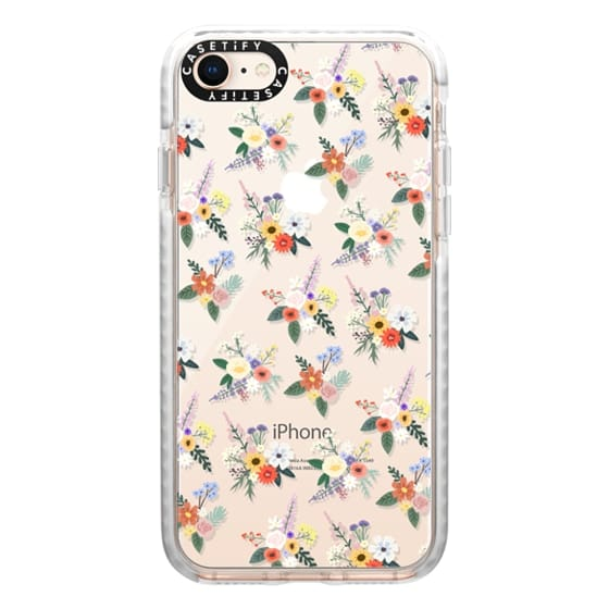 iPhone 8 Cases - ALLIE ALPINE FLORALS - DITSY