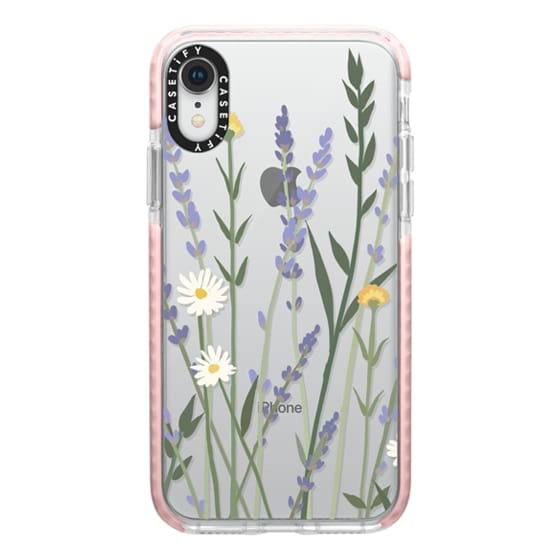 iPhone XR Cases - LANA LAVENDER MIX