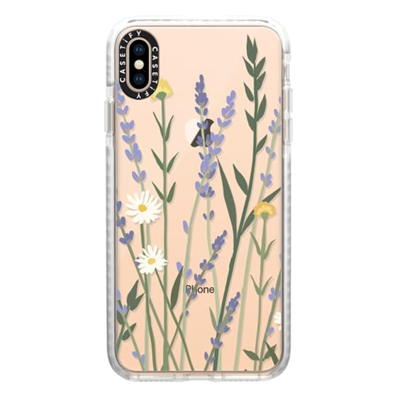 iPhone XS Max Cases - LANA LAVENDER MIX