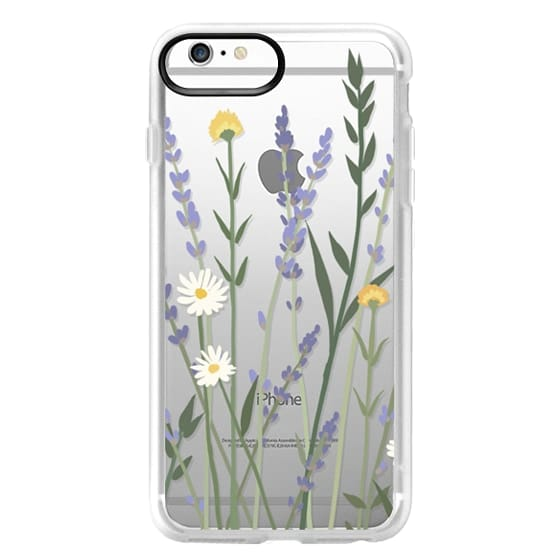 iPhone 6s Plus Cases - LANA LAVENDER MIX