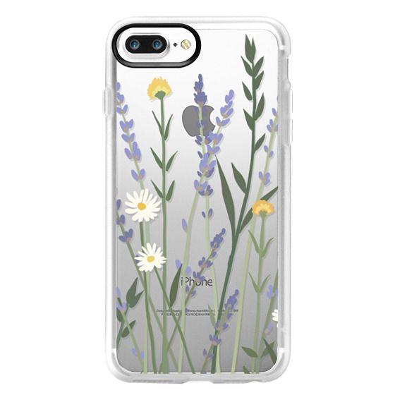 iPhone 7 Plus Cases - LANA LAVENDER MIX