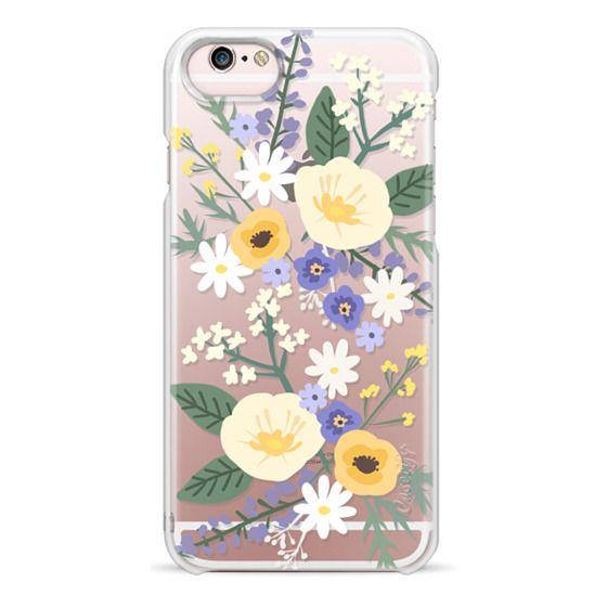 iPhone 6s Cases - VERONICA VIOLET FLORAL MIX