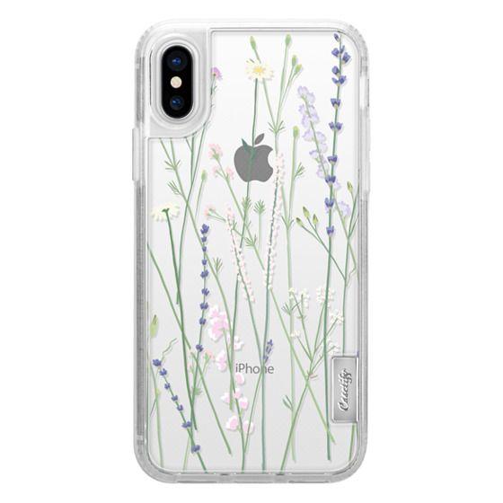 white rose floral darth vader iphone case