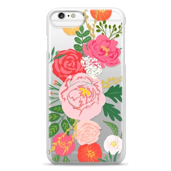 iPhone 6 Plus Cases - ADELINE FLORALS