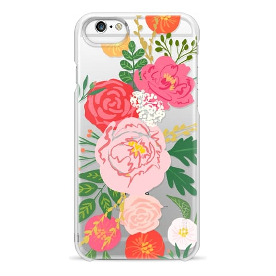 iPhone 6 Cases - ADELINE FLORALS