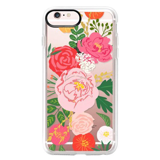 iPhone 6s Plus Cases - ADELINE FLORALS