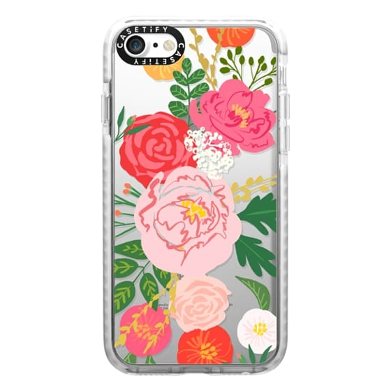 iPhone 7 Cases - ADELINE FLORALS