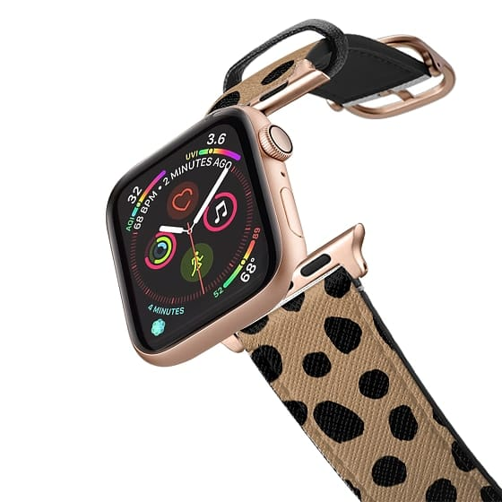 Apple Watch 38mm Bands - CHEETAH DOTS