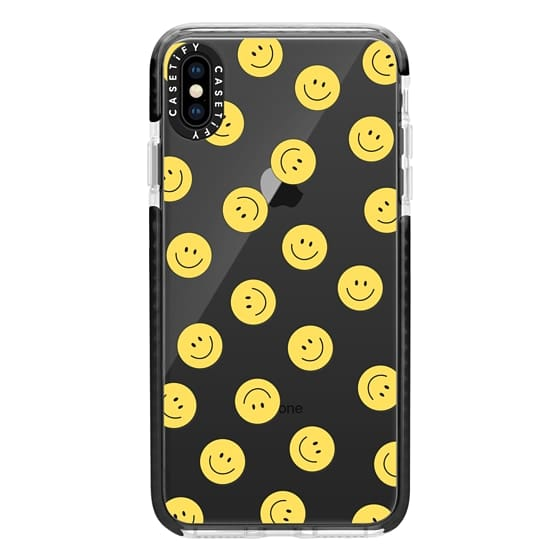 iPhone XS Max Cases - HAPPY TOWN