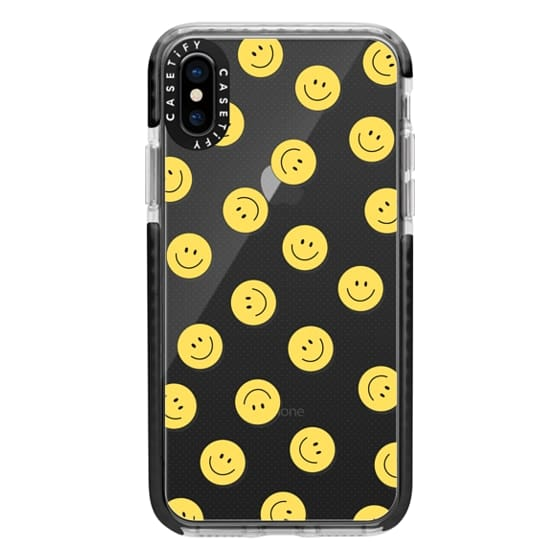 iPhone XS Cases - HAPPY TOWN