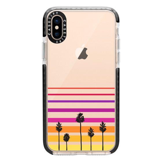 iPhone XS Cases - DESERTSCAPE