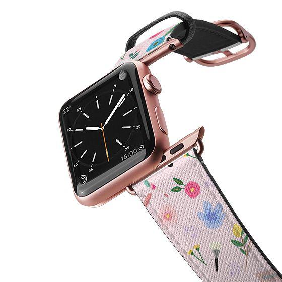 Apple Watch 38mm Bands - SOUL HAPPY Blush Watch Band - CASETiFY x Bubz