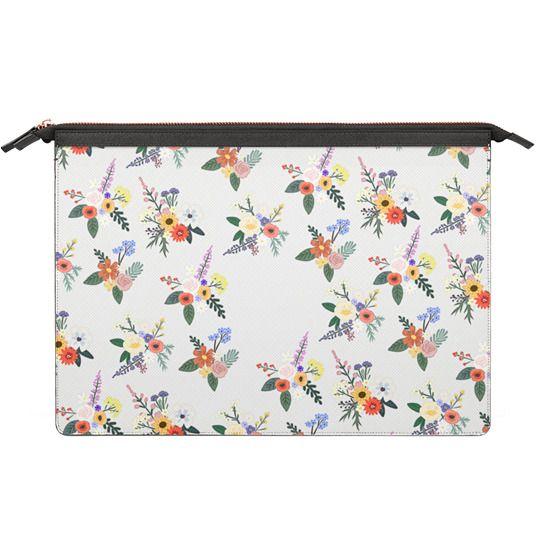 MacBook 12 Sleeves - Allie Alpines - Macbook Case