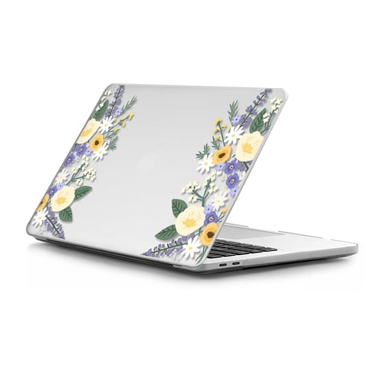 MacBook Pro Touchbar 13 Sleeves - Veronica Violets - Macbook Case