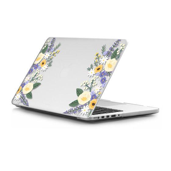MacBook Pro Retina 13 Sleeves - Veronica Violets - Macbook Case