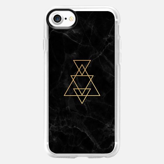 Gold Symbol - Wallet Case