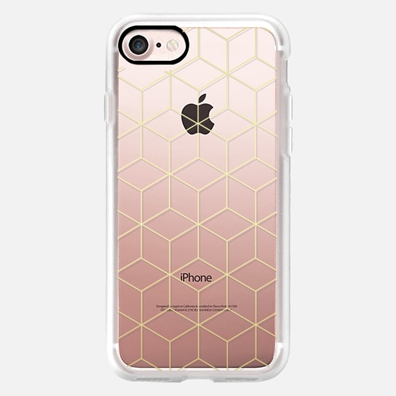Gold Cube -
