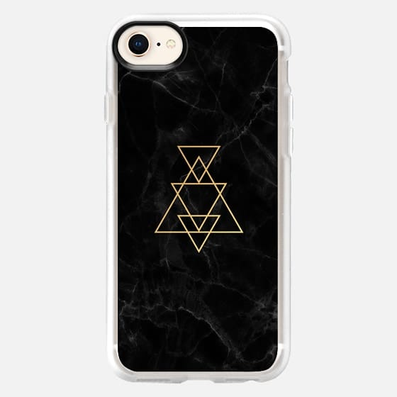 Gold Symbol - Snap Case