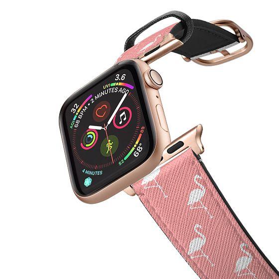 Apple Watch 38mm Bands - Flamingo (PINK)