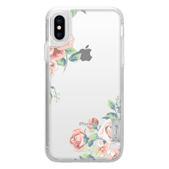 iPhone X Cases - Spring Blossom