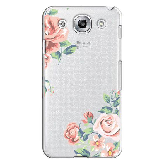 Optimus G Pro Cases - Spring Blossom