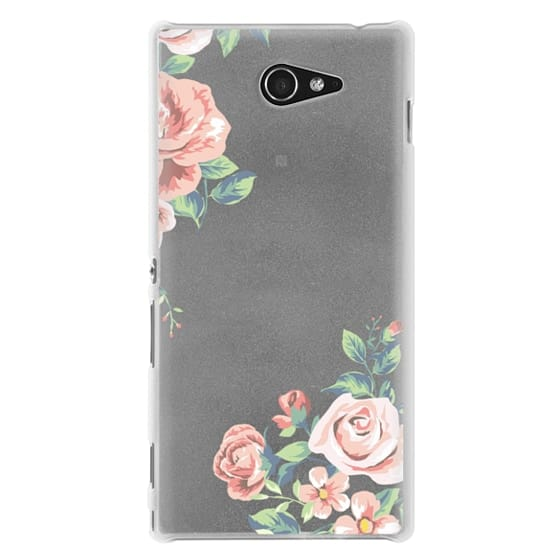 Sony M2 Cases - Spring Blossom